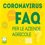FAQ Coronavirus per aziende agricole